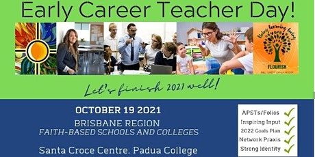 Early Career Teachers FLOURISH PROGRAM - Brisbane Region tickets