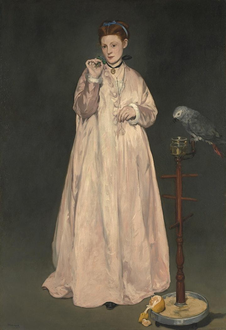 Metropolitan Museum of Art - Manet and Impressionism Livestream Program image