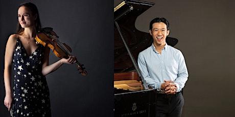 Classical Sundays at Six - SOPHIA STOYANOVICH, violin & DEREK WANG, piano tickets