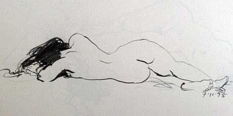 Online Life Drawing Studio with MAG&M Society tickets