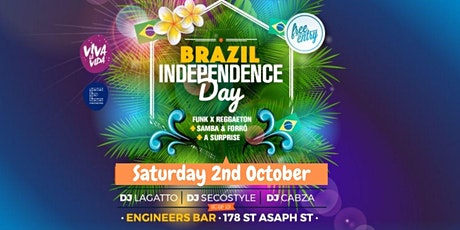 Brazil Independence Day Party tickets