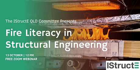 Fire Literacy in Structural Engineering tickets