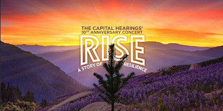 RISE: The Capital Hearings' 10th Anniversary Concert tickets