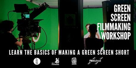 GSFF Workshop: How to make a Green Screen Short Film tickets
