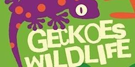 Geckos Wildlife Visit to the GBCC tickets