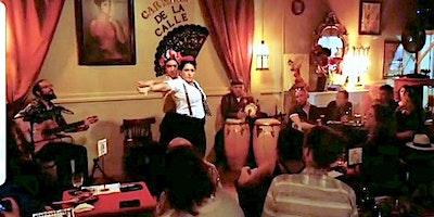 Flamenco Celebrates Frida Kahlo-8:00 OR 9:45 Performance