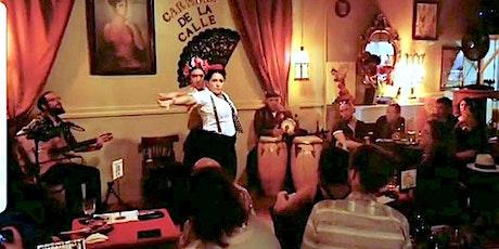 Flamenco Celebrates Frida Kahlo-8:00 OR 9:45 Performance tickets
