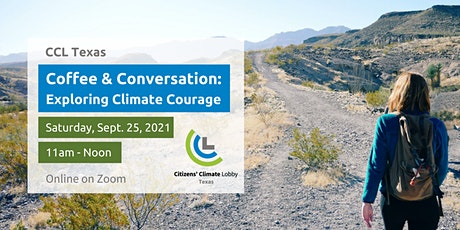 Coffee & Conversation: Exploring Climate Courage tickets