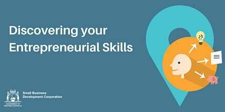Discovering your Entrepreneurial Skills tickets