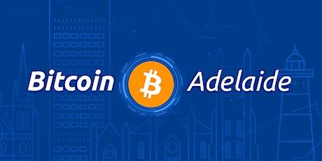 Adelaide Bitcoin Meetup tickets