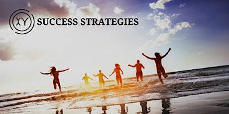 XY SUCCESS STRATEGIES biglietti