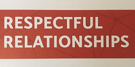 Respectful Relationships introductory briefing for new Non-Govt schools tickets