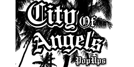 City of Angels TrapxArt Pop Up tickets