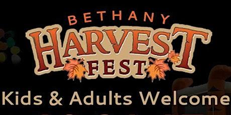Harvest Fall Festival tickets