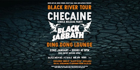 Black River Tour: Single Release Party with Black Sabbath Tribute tickets