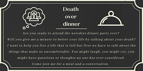 Death Over Dinner tickets