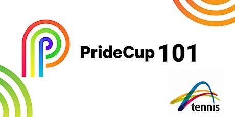 Tennis Australia Pride Cup 101 tickets