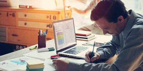 Financial Modelling for Forecasting, Budgeting & Financial Statements tickets