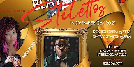 Wingtips Blazers & Stilettos tickets