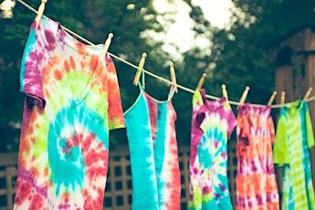School Holiday Tie Dye FUN tickets
