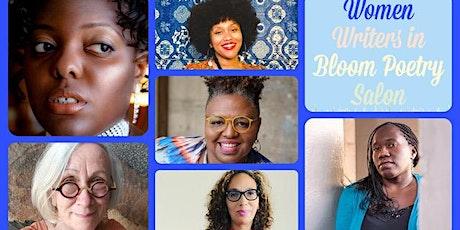 Join WomenWritersBloom Salon+Open Mic Sat Sept 25, 2021! tickets