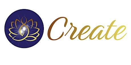 ~Create ~ Saturday October 16th, 2021 tickets