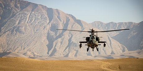 Afghanistan after the Withdrawal: Implications for the Indo-Pacific Region tickets