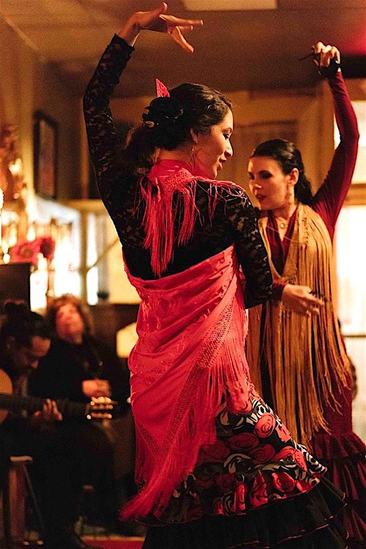 Carmen's Fall   Flamenco Shows 8:00  OR 9:45 Show image