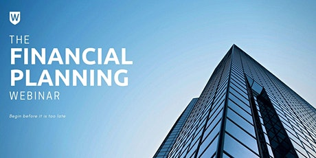 The Financial Advisers Webinar tickets