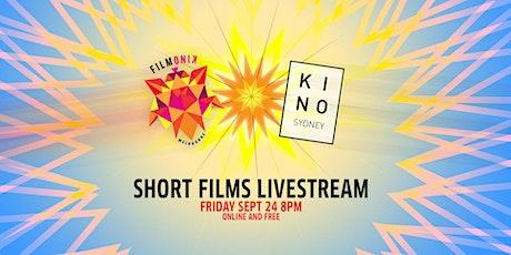 September Short Film Livestream tickets
