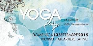TREVISO YOGADAY - La Giornata della Consapevolezza...