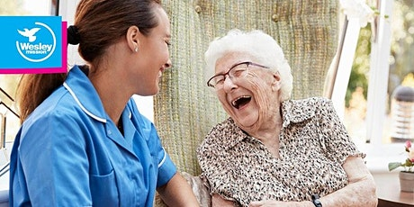 Information session - Working in the care sector tickets
