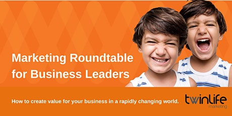 Online Marketing Roundtable For Business Leaders tickets