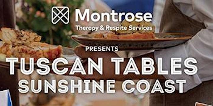 Luke Kennedy & Mat Verevis - Montrose fundraising lunch image