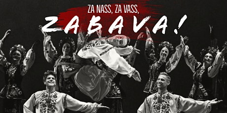 Tryzub Za naas, Na vaas, Zabava! tickets