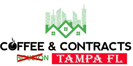 Coffee & Contracts Tampa FL REAL ESTATE NETWORKING EVENT tickets