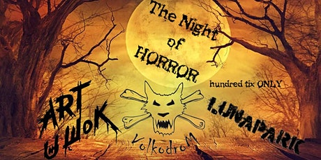 Annual Night of Horror! tickets