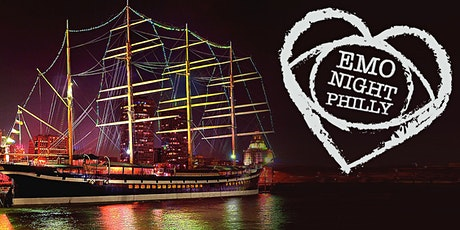 Emo Night Philly Moshulu Boat Party! tickets