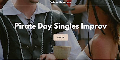 Los Angeles Pirate Day Improv Event for Singles tickets