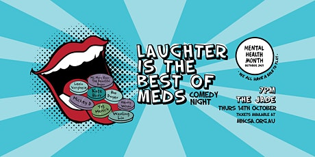 Laughter Is The Best of Meds 2021 tickets
