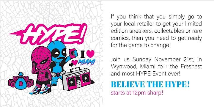 HYPE! Wynwood-Miami image