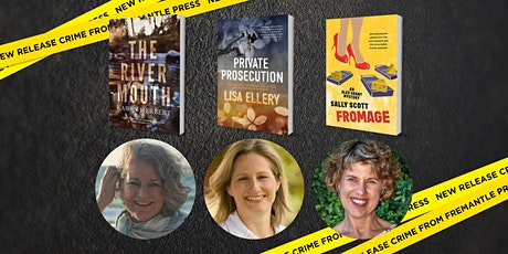 In Conversation with a panel of Crime Authors @ Wanneroo Library tickets