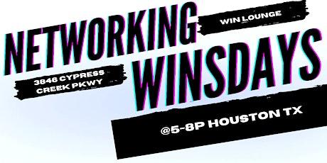 NETWORKING WINSDAYS tickets