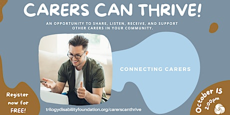 Connecting Carers tickets