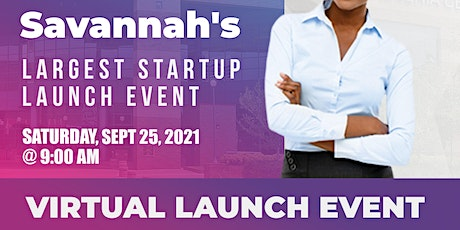 Small Business Day-Savannah (Virtual Launch Event) Tickets