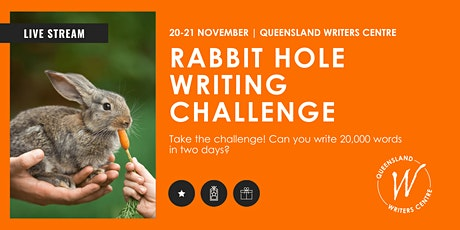 LIVE STREAM: Rabbit Hole Writing Challenge tickets