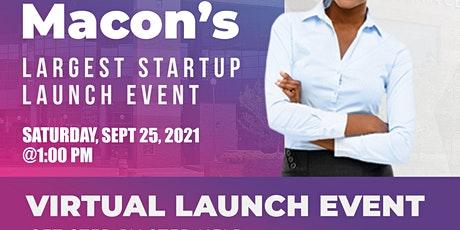 Small Business Day-Macon (Virtual Launch Event) Tickets