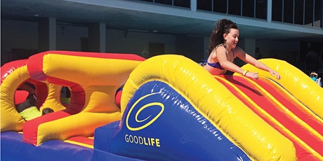 School Holiday Inflatables tickets