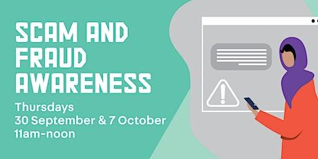 Scam & Fraud Awareness Workshop tickets