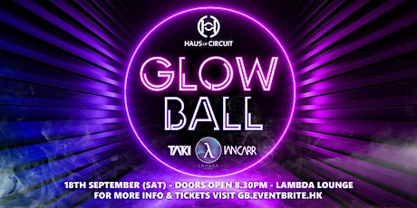 GLOW BALL: Full Moon Circuit Party tickets